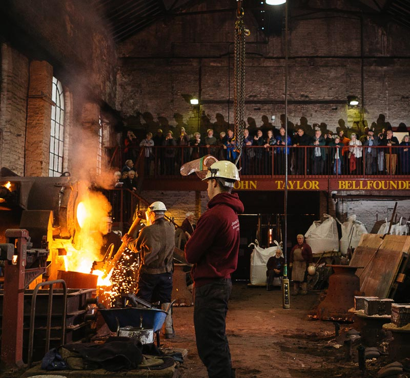 school-visits-loughborough-bellfoundry-trust